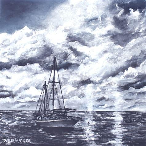 nautical l derek mccrea artwork sailing sailboat nautical beach