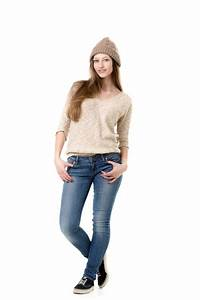 Attractive woman standing Photo | Free Download