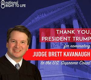 President Trump's Pick Judge Brett Kavanaugh Needs Your ...