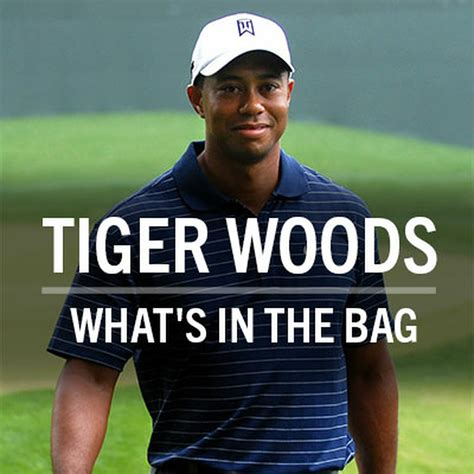 Tiger Woods What's in the Bag? (2020) - GolfBox