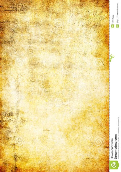 yellow grunge textured abstract background stock