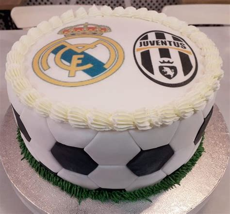 Real Madrid Cake Images