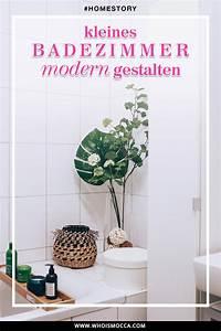 Kleines Badezimmer Modern Gestalten : so einfach l sst sich ein kleines badezimmer modern gestalten bathroom inspiration interior ~ Sanjose-hotels-ca.com Haus und Dekorationen