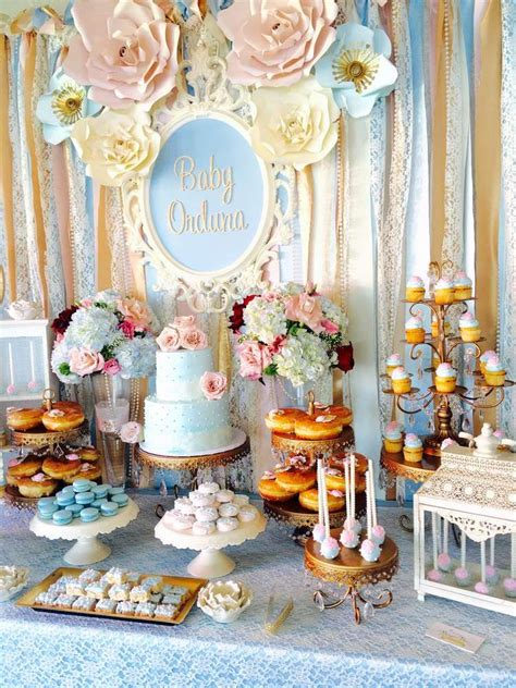 Baby Shower Ideas by Vintage Baby Shower Ideas In 2019