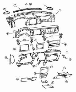 2010 Jeep Commander Stereo Wiring Diagram : jeep commander mat instrument panel above radio trim ~ A.2002-acura-tl-radio.info Haus und Dekorationen
