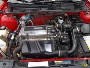2004 Pontiac Sunfire Coupe 2 2l Dohc 16v Ecotec 4 Cylinder