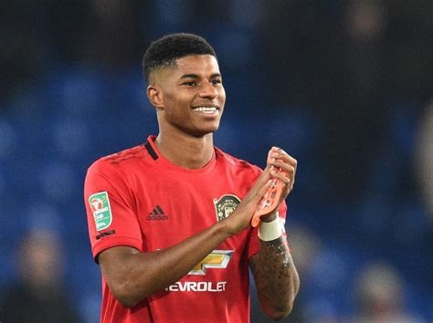 View stats of manchester united forward marcus rashford, including goals scored, assists and appearances, on the official website of the premier league. What a result for Marcus Rashford and over a million children