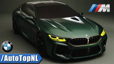 2020 Bmw M8 Gran Coupe Concept In Detail