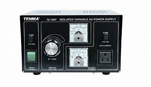 Variac Is Not An Isolation Transformer