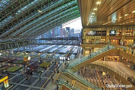 Osaka Station – Osaka Station and Transportation Guide