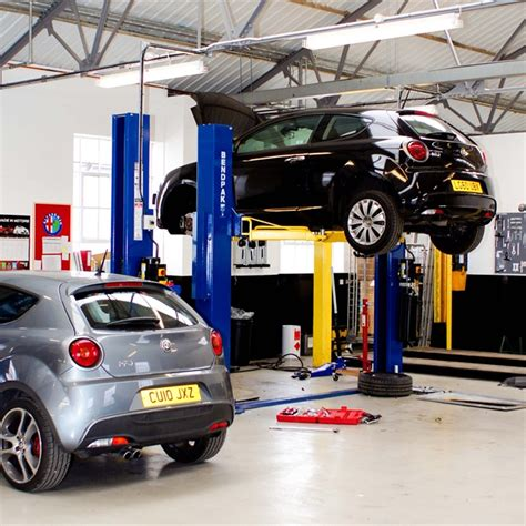 Gifford Grant  Hwm Lyon Road Case Study  New Alfa Romeo