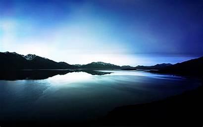 Dark Lake Wallpapers Reflections Desktop Background Backgrounds