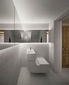 Moderne Badezimmer Beleuchtung : bad beleuchtung planen tipps und ideen mit led leuchten ~ Sanjose-hotels-ca.com Haus und Dekorationen