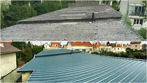 Toiture Bac Acier Prix : tanchit toiture bac acier finest toiture bac acier d un ~ Premium-room.com Idées de Décoration