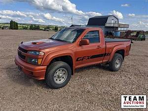 2006 Chevrolet Colorado Ls 4x4 Reg Cab Pickup