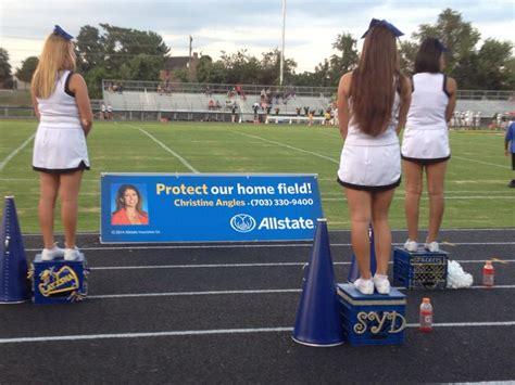 Allstate Cheering at Osbourn Park HS, Manassas, VA ...