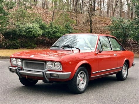 Fiat 124 Sport by 1974 Fiat 124 Sport Coupe Classic Italian Cars For Sale