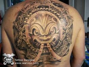 :: WARVOX :: - :: Tattoo Gallery :: Aztec, Mayan, Inca ...