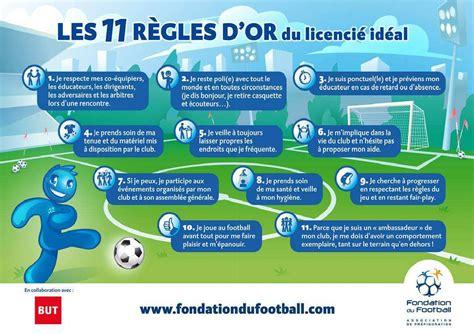 regle du foot en salle educateur dans le football animation