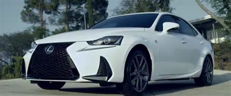 luxury lexus 2017 2017 lexus is luxury sport sedan video dpccars