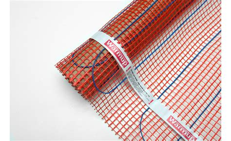 Electric Radiant Heat Mat - warmup electric radiant heating mat 2015 11 25