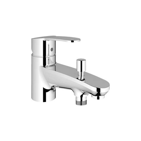 robinet grohe salle de bain mitigeur bain grohe grohtherm sans rosaces loading zoom with