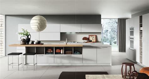 exemple cuisine en l cuisine kappa cuisine design à l 39 esprit rétro