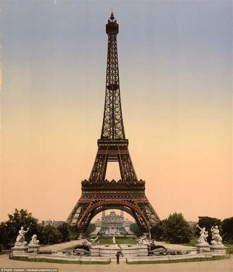 France At Its Most Beautiful In 100 Year Old Photos
