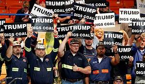 Washington Times   Hillary Clinton's coal flip-flop could ...