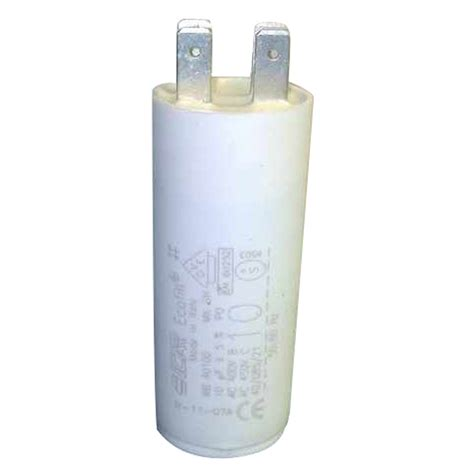 icar 10uf capacitor connect
