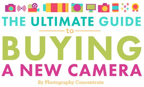 The Ultimate Guide To Buying A New Camera
