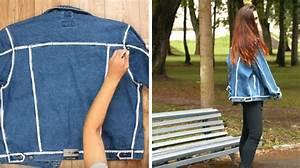 Transformer Ses Vetements : customiser ses v tements ne jetez plus r utilisez vos vieux habits ~ Melissatoandfro.com Idées de Décoration