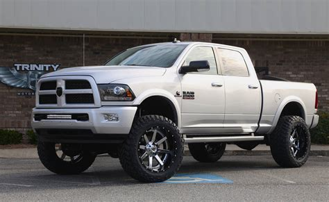 Dodge Ram Lifted by 2500hd Ram Lifted On 38s Motorsports