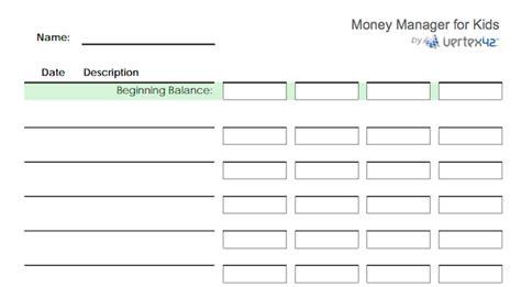 helpful spreadsheet templates   manage  finances