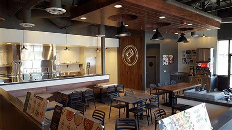 pieology opens saturday  restaurant guy