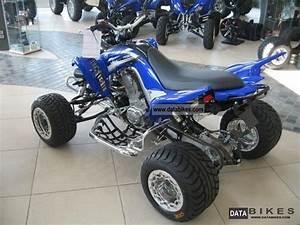 2011 Yamaha Raptor 700 R Supermoto Including Lof Perm