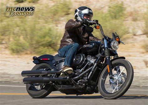 harley davidson  softails motorcycle tests mcnews