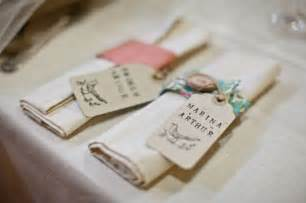 wedding napkin rings pretty rustic details for a wedding napkins rustic and