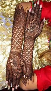 110+ Latest Trending: Stunning Bridal Mehendi Designs in ...