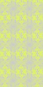 Cool neon yellow damask wallpaper Cool