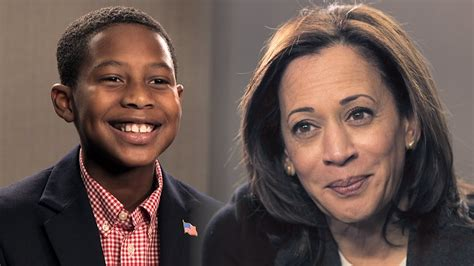 Nov 07, 2020 · harris has two stepchildren — her husband douglas emhoff's children from his previous marriage with kerstin emhoff: Kids Interview Kamala Harris - YouTube