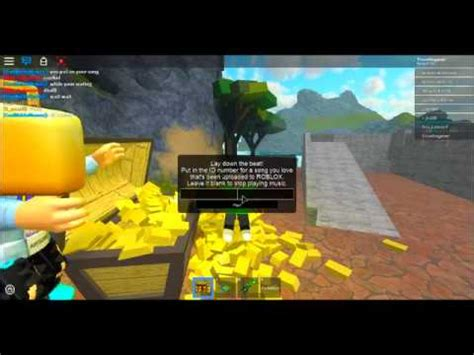 To listen to a music code in roblox, you need to purchase a boombox. All Codes In Roblox | StrucidCodes.org