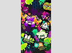 Nintendo LINE new Splatoon, calendar mobile wallpapers