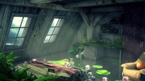 Forest in the Attic by hoangphamvfx on DeviantArt
