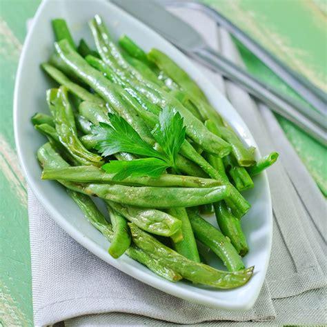 haricots verts cuisin駸 recette les haricots verts au beurre