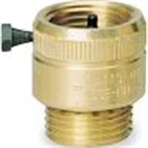 how to repair replace vacuum breaker on outside hose bibb
