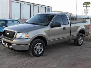 SuzukiGhostRider 2005 Ford F150 Regular Cab Specs, Photos