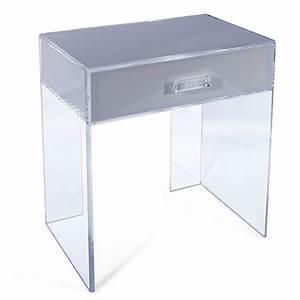 Table En Plexiglas : meubles en plexiglas design par les meilleurs cr ateurs ~ Teatrodelosmanantiales.com Idées de Décoration