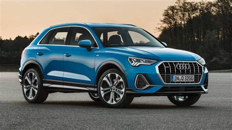 Audi Officially Unveils Allnew 2019 Q3 Compact Suv