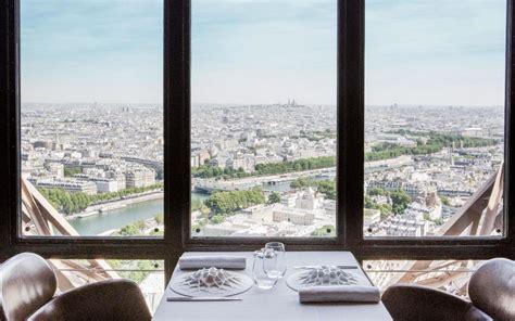 restaurants  paris telegraph travel